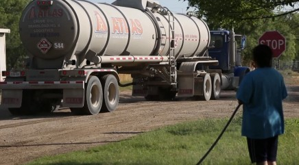 Getting by in oil boom times