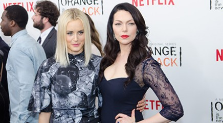 Bring on the drama … 'OITNB' is back!