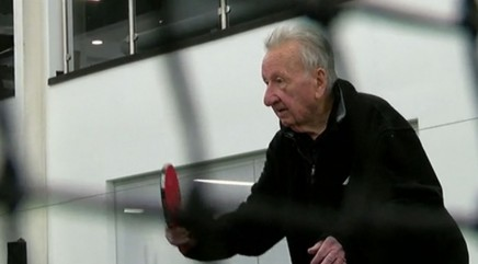 Meet the 93-year-old man who's training for the Olympics