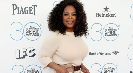 Oprah reveals the most awkward place she's been asked to take a selfie