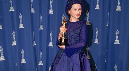 Paquin opens up about childhood Oscar win