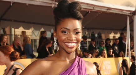 Teyonah Parris talks 'Mad Men'