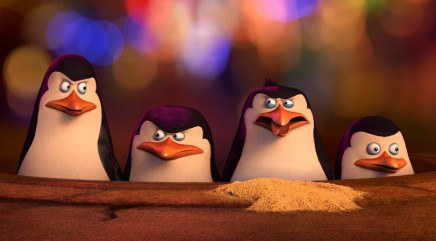 Exclusive first look at 'Penguins of Madagascar'
