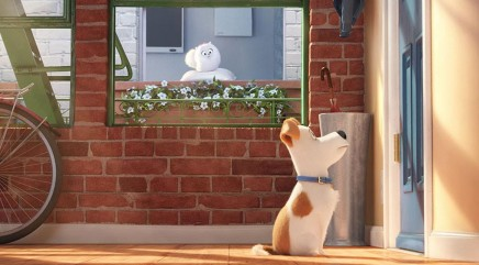 Kevin Hart and Eric Stonestreet give you a sneak peek at 'The Secret Life of Pets'