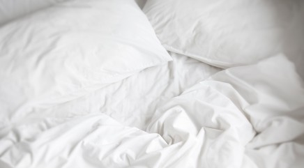 Bed pillows should be cleaned after a certain amount of months