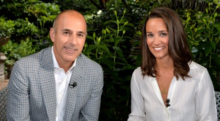 Pippa Middleton sits down for first interview