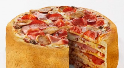 'Pizza cake' may be coming soon
