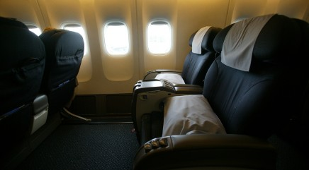 Expert explains the real difference between first class and business class
