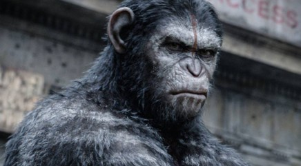 Behind the scenes: 'Dawn of the Planet of the Apes'