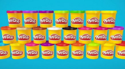 How Play-Doh is made