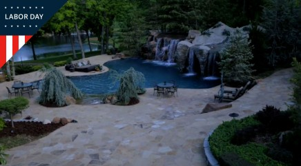 The $3M pool you have to see to believe