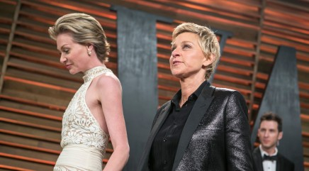 Ellen and Portia in therapy?