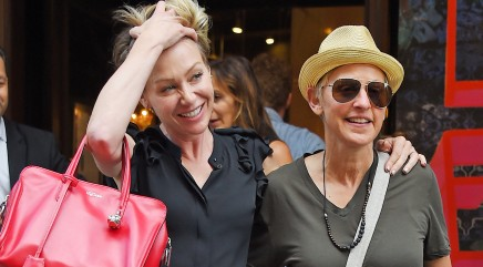 Portia may want to start a family with Ellen