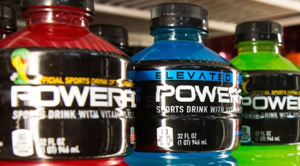 Controversial ingredient nixed from Powerade