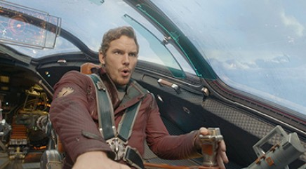 Chris Pratt shines in 'Guardians of the Galaxy'