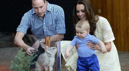 Most adorable moments from Prince George's first year