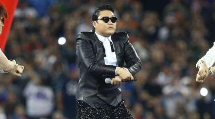 Psy: I'll never top 'Gangnam Style'