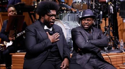 Roots talk Boyz II Men's talent show cheating