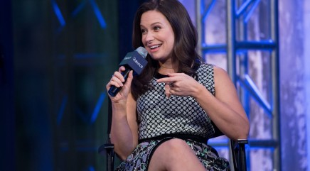 Katie Lowes dishes on how 'Scandal' sheds light on the 2016 presidential election