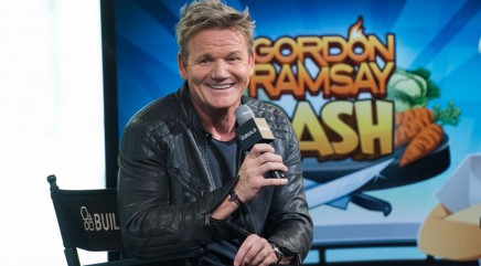 Gordon Ramsay has 3 words for 'rival' Bobby Flay