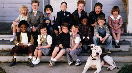 'The Little Rascals' reunite 20 years later