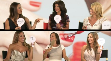 'Real Housewives of New Jersey': Who would win a boxing match
