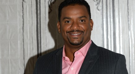Alfonso Ribeiro shares a very special Valentine's Day gift you've gotta see