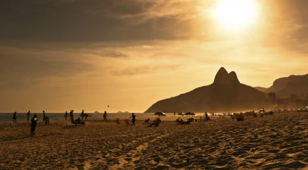 Why you never need to leave Brazil's beaches