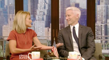Kelly Ripa dishes on school rules she and her daughter 'disagree' over