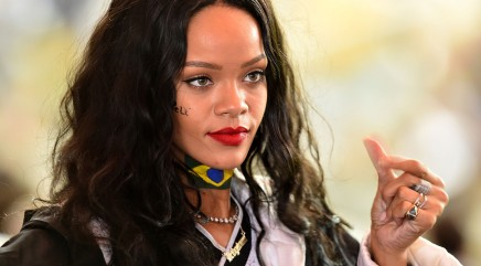 Rihanna's surprising 'sexiest man' pick