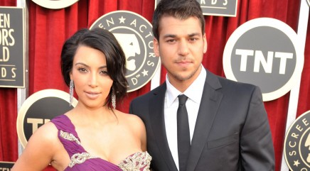 Kardashian: 'No sympathy' for brother Rob