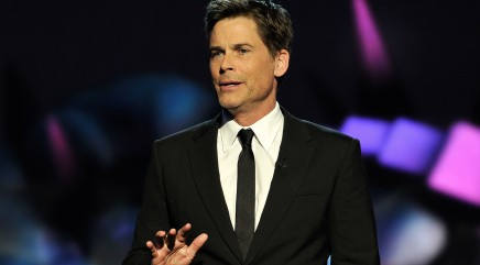 Rob Lowe recounts flash flood in France
