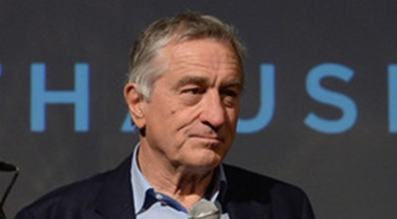 Vine seems to confuse Robert De Niro