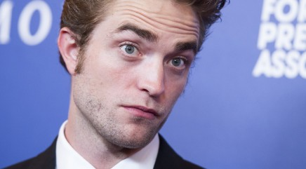 Pattinson's startling revelation