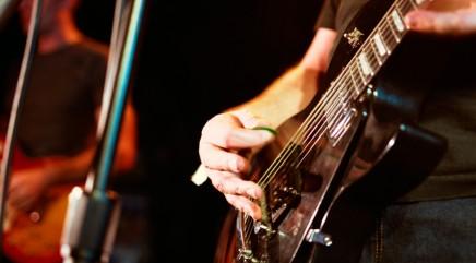 Epic rock band recital fail