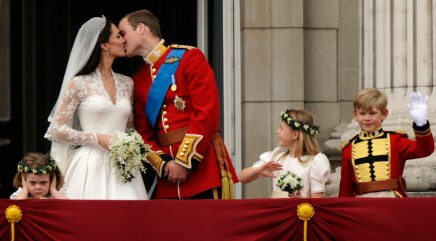 Relive Prince William and Duchess Kate's royal wedding 5 years later