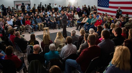 What exactly is a caucus?