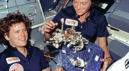 How Sally Ride became America's first woman in space