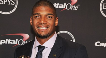 Michael Sam gets Arthur Ashe Courage Award