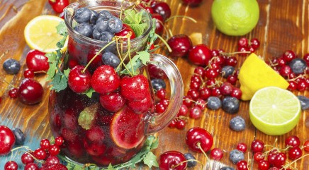 Perfect summer sangria made simple