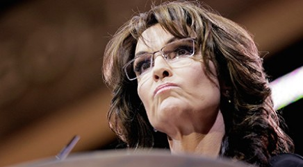 Guess who isn't watching the Palin channel?