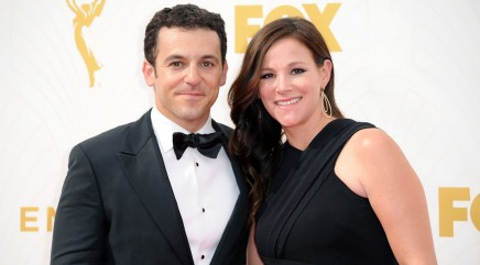 Fred Savage opens up about argument he had with his wife during the Emmy Awards