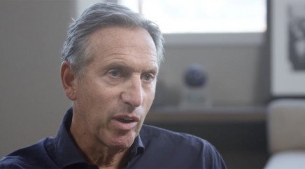 Starbucks CEO Howard Schultz opens up to his son about his humble roots