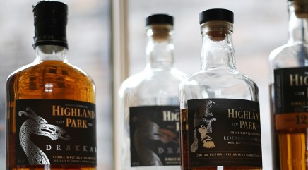 Advice on chosing a premium Scotch for Dad