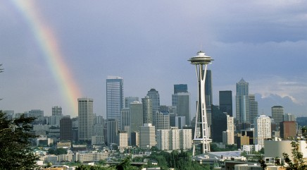 Fact or fiction: Seattle is the rainiest city in America