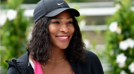 Serena Williams regrets trying dog food