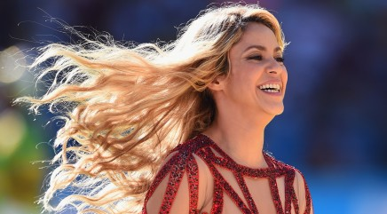 Exciting news for Shakira