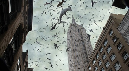 'Sharknado' cast says sequel packs a bigger bite