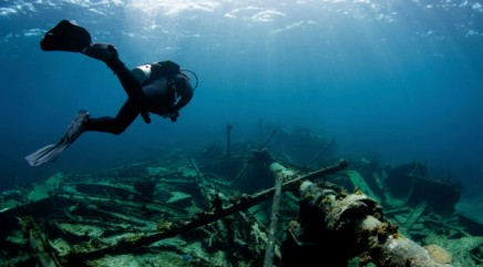 Lake Michigan's oldest shipwreck found?