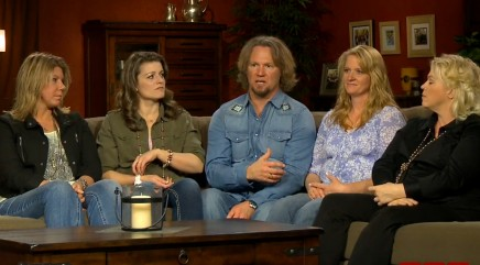 Sister wives talk best part of plural marriage